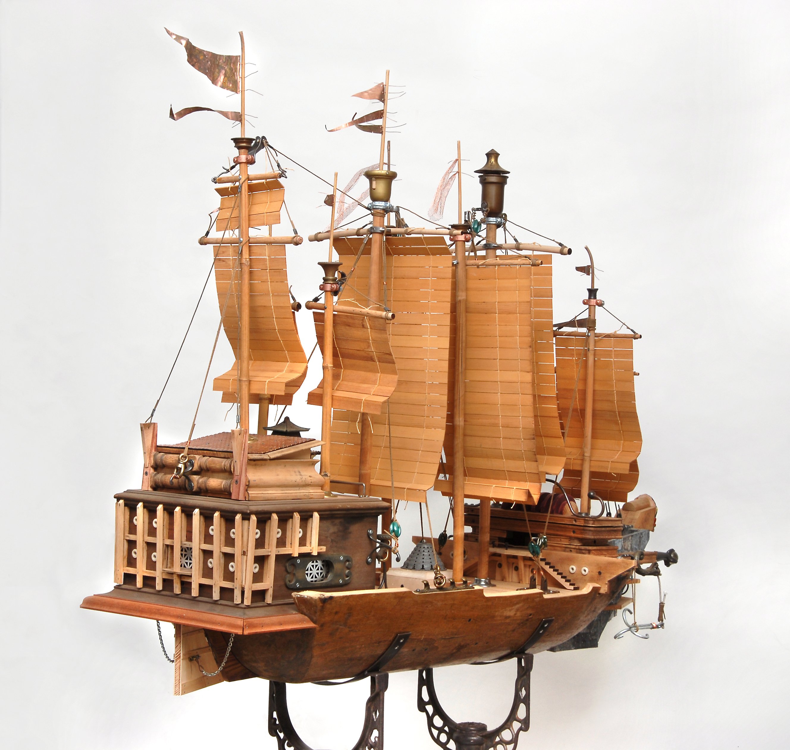 Admiral Zheng He Treasure Ship