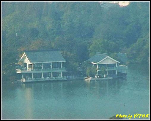 杭州 西湖 (其他景點) - 332 (從西湖十景之 雷峰塔上看 西湖十景之 花江觀魚)