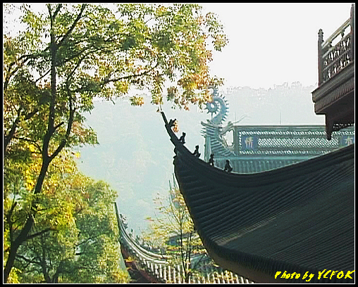 杭州 飛來峰景區 - 067 (靈隱寺)