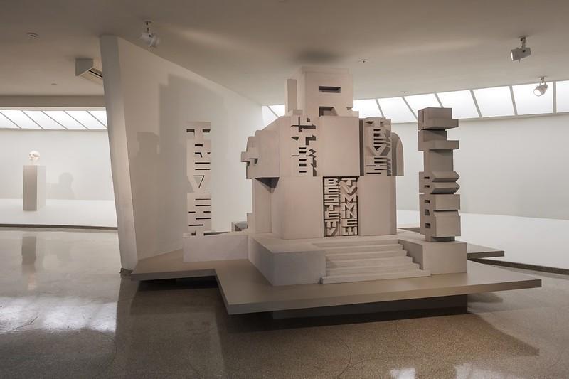 Installation Views: Italian Futurism, 1909–1944: Reconstructing the Universe