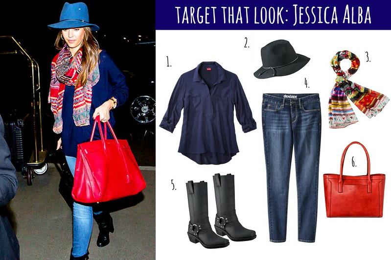 Target That Look: Jessica Alba