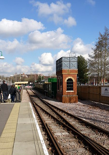 East Grinstead Bluebell Station