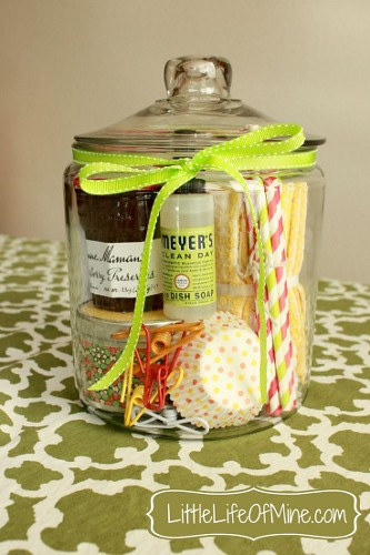 Welcome To The Neighbourhood: And Of Course Every New Home Needs A  Housewarming Gift In A Jar. What A Cute Way To Package Up Some Fun Goodies  For A New ...