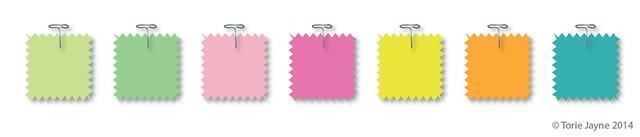 Ellis & Higgs colour palette