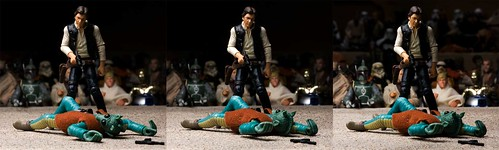 Progression of Han Shot First by egerbver