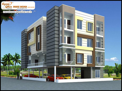 Apartment design outside home design 2015 for House design outside view