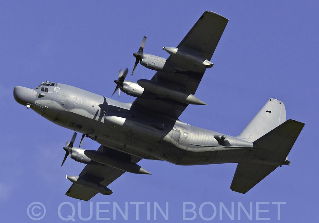 USAF MC-130H Combat Talon II - 87-0024