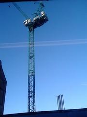 Beorma Quarter - Digbeth - crane