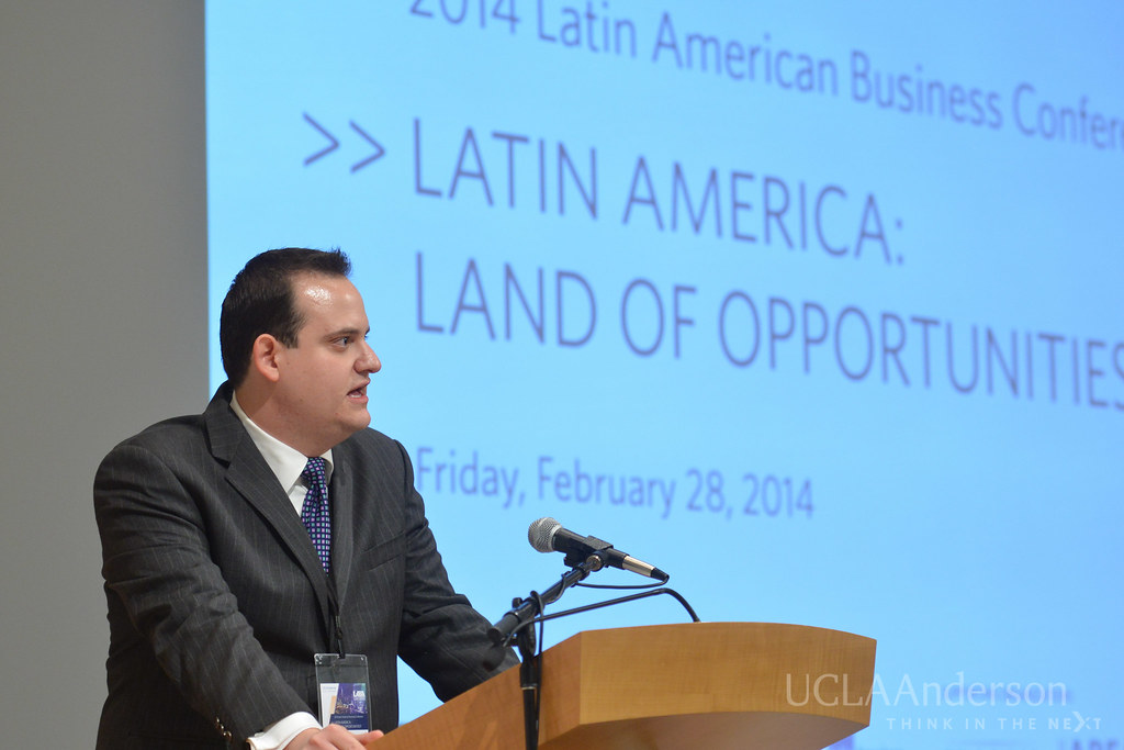 Latin American Business Conference, 2014