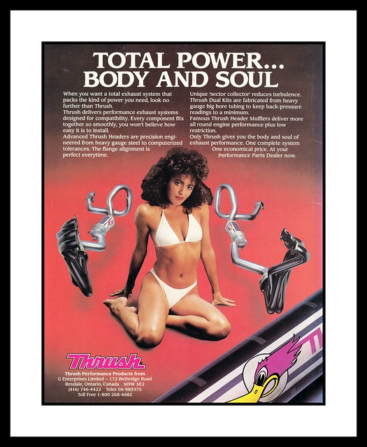 Thrush, 1986