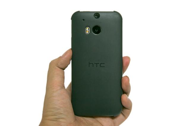 [HTC One M8 專題] 原廠 HTC Dot View 炫彩顯示保護套分享 (更新影片 DEMO) @3C 達人廖阿輝