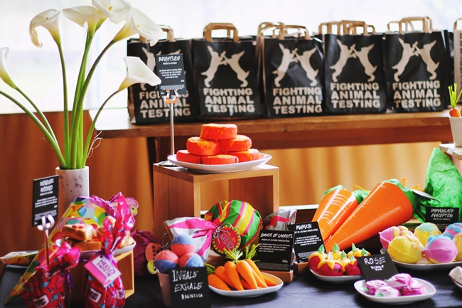 Event Lush Easter & Mother's Day 2014