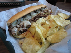 Hack's cheesesteak