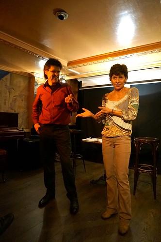 Alain Marc et Gabriella Scheer DSC07022