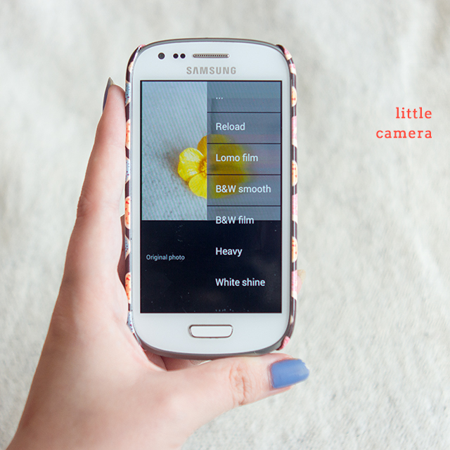 android camera - little camera
