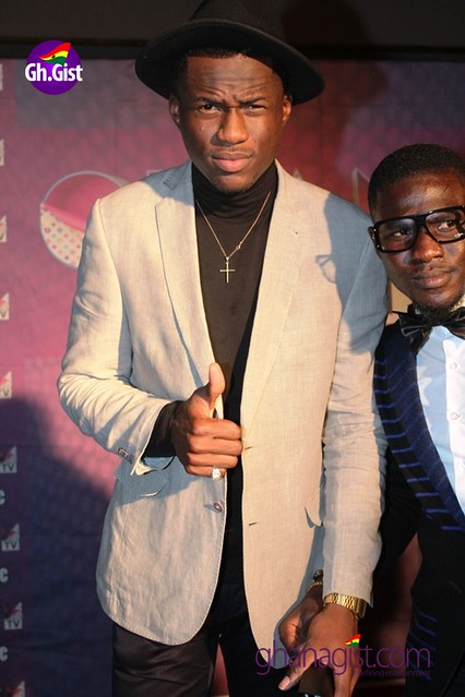 Joey B at Ghana Music Awards 2014