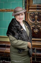 CRICH 1940's EASTER WEEKEND 20th-21st APRIL 2014