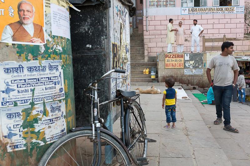 Modi street scene