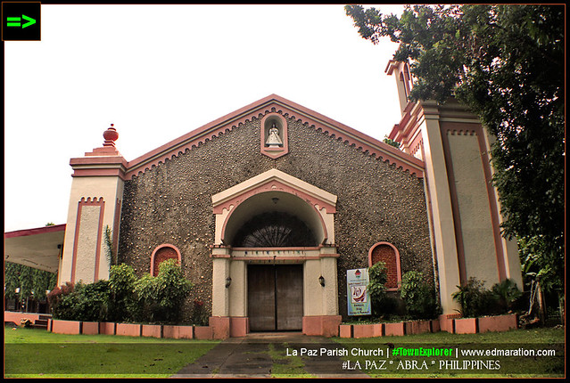 La Paz Church: La Paz, Abra