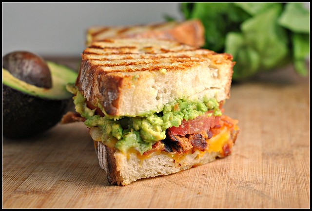 Ultimate BLT Grilled Cheese 4