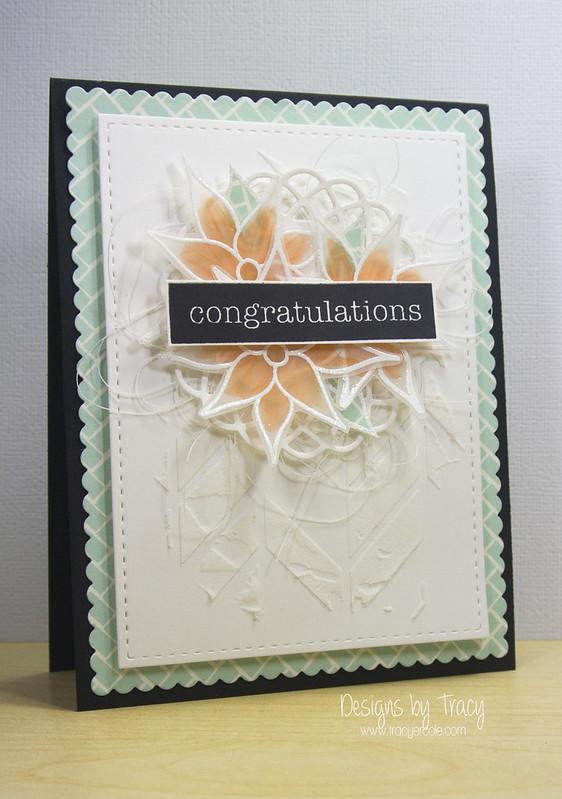 Congratulations - Little Tangles #36