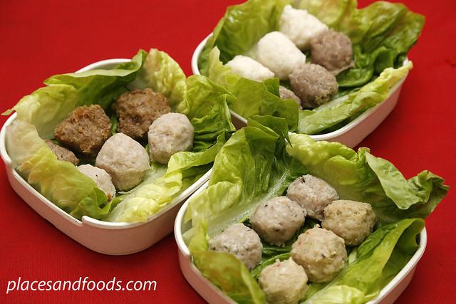 xiao lao wang meat balls