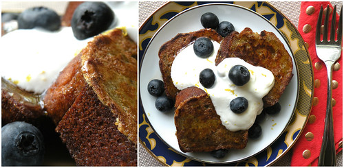 Mrs. Fields Secrets Banana Bread French Toast