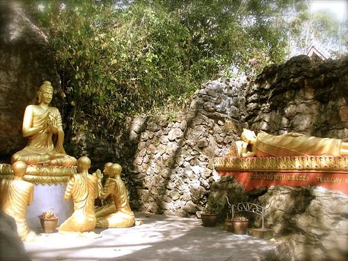 Buda en el Phu Si