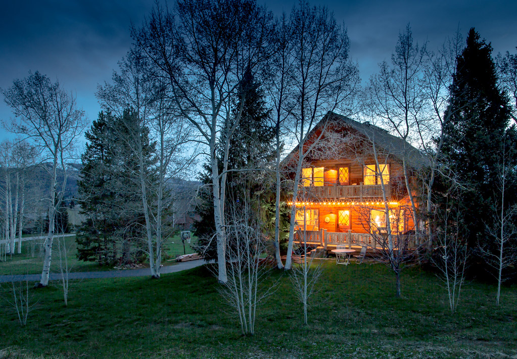 mountain home for sale, family home, Fish Creek Falls area