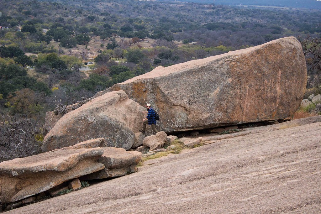 Enchanted Rock, Texas-9736