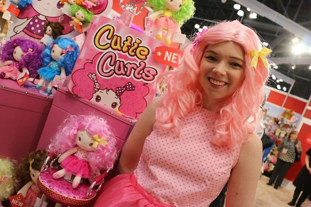 Aurora - New York Toy Fair 2015
