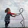 More @trusticonstreetart out on the streets of Camden. #Streetart #streetartlondon #graffiti #urbanart