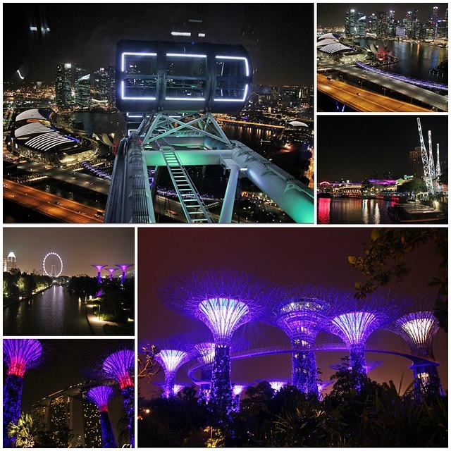 page新加坡夜景