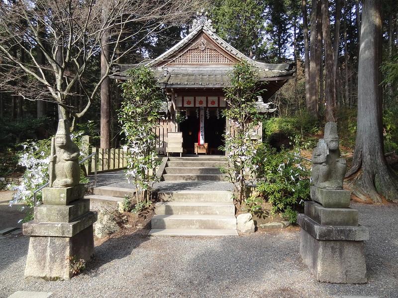 猿丸神社 本殿