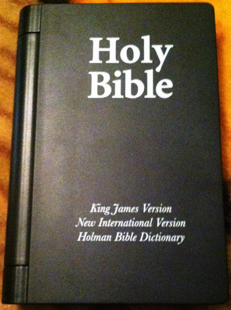 Look Up Number >> Parallel Holy Bible with Holman Bible Dictionary ...