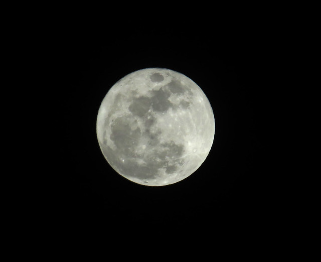 Full Moon, February 3, 2015