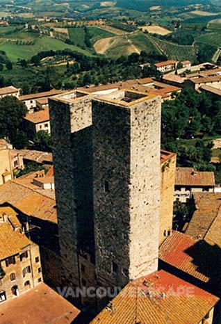 Tuscany travel/San Gimignano
