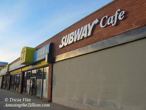 Subway Cafe