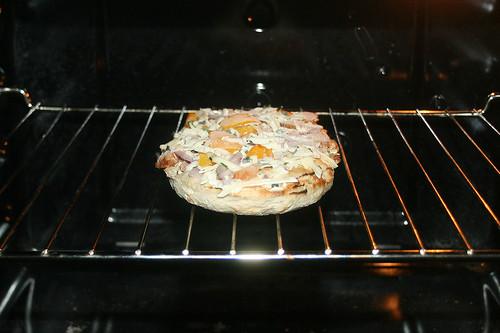 05 - Wagner Rustipani Hähnchenbrust auf Frischkäse-Creme / Chicken breast on cream cheese - Im Ofen backen / Bake in oven