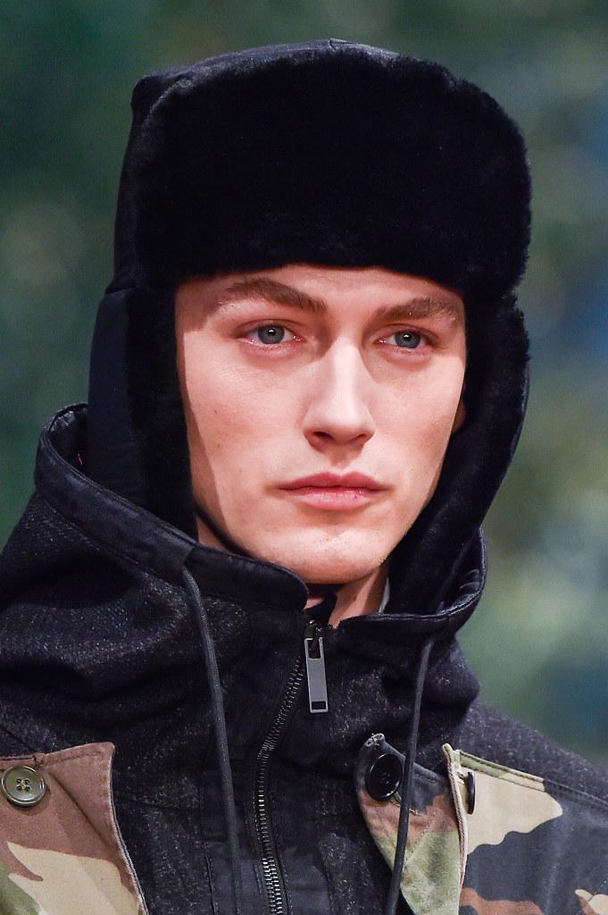Jakob Hybholt4170_FW15 Milan Antonio Marras(fashionising.com)