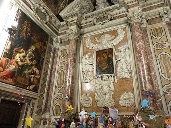 chapelle église san siro