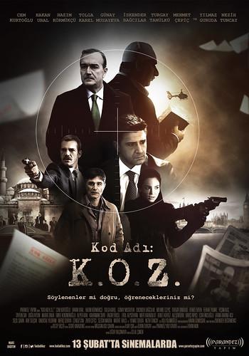 Kod Adı: K. O. Z. (2015)
