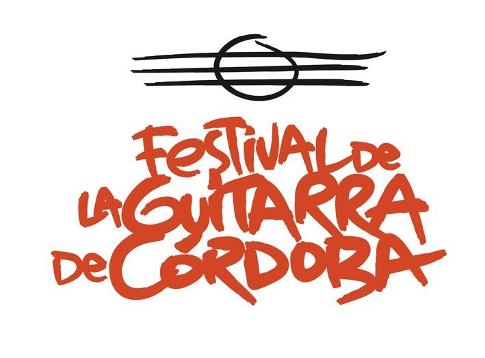 logo festival de la guitarra de cordoba