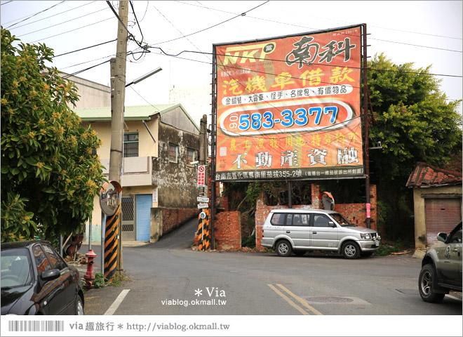 【大內龍貓公車站】台南龍貓公車站彩繪村~來去大內區石林里,陪龍貓等公車去!2
