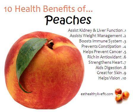 17. Peaches