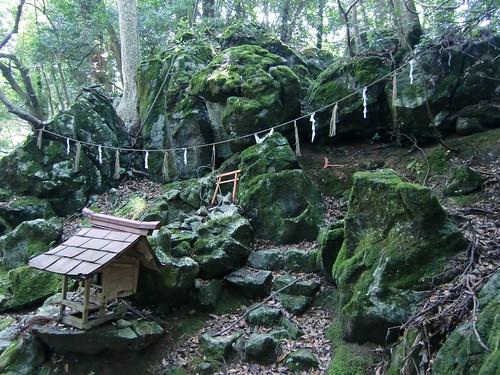 02 岩室稲荷神社奥の院 伍蔵社(京都府)