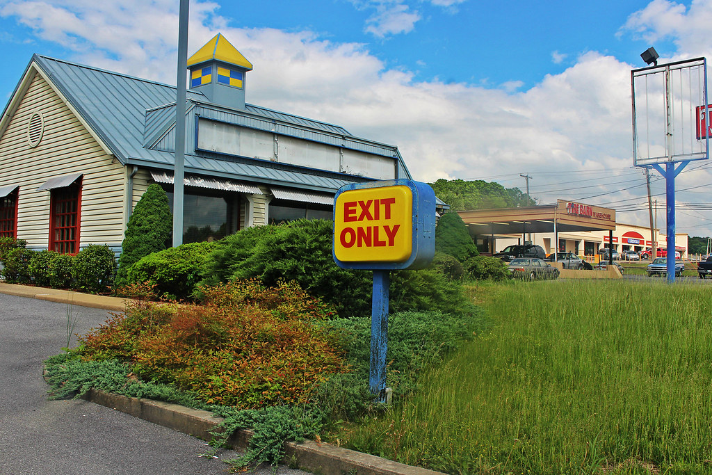 Long John Silver's -- Kingsport, Tennessee
