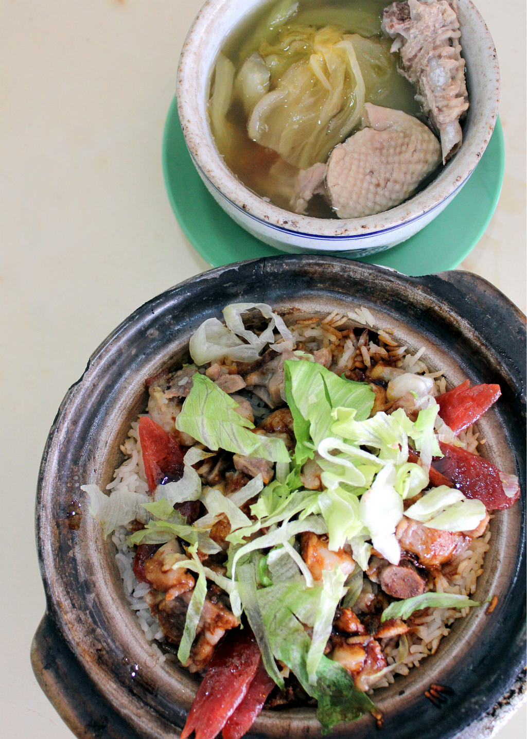 Guide to Jalan Besar & Lavender: Fu He Shan Rui Chicken Claypot Rice