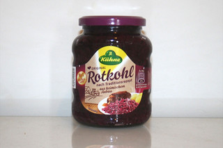 08 - Zutat Rotkraut / Ingredient red cabbage