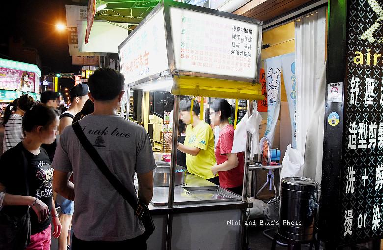 台中一中街美食小吃綠豆沙牛乳飲料06